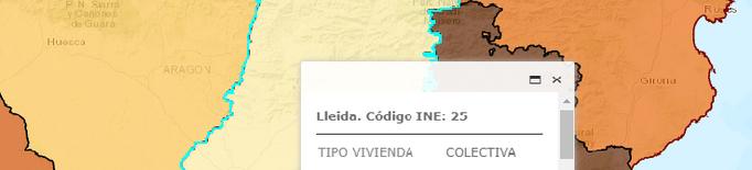Lleida és la demarcació amb un major descens en el preu de l'habitatge, amb un 8,1%
