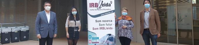 L'IRBLleida inicia una recerca sobre l'Alzheimer gràcies a una donació de Paquita Ràfales Majós