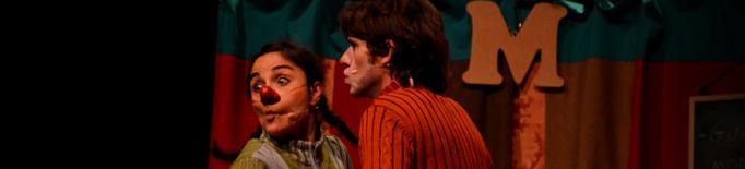 Julieu i Rometa, una història d'amor improvisada al teatre