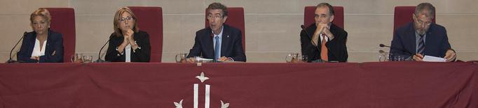El rector reclama una millora en el finançament universitari durant l'obertura del curs acadèmic