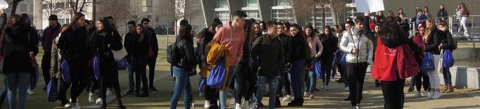 Els campus de la UdL obren les seues portes a 1.800 joves