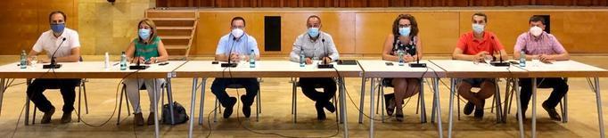 Els ajuntaments del Baix Segrià demanen acabar amb el confinament