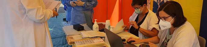 Lleida acumula 12.665 casos confirmats per PCR i baixa la velocitat de propagació
