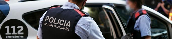 Detinguts per transportar més de 15 quilos de marihuana al Pont de Suert