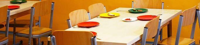 Prop de 5.000 alumnes del Segrià es beneficiaran de beques de menjador