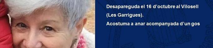 Dispositiu de recerca per buscar una dona de 73 anys desapareguda al Vilosell
