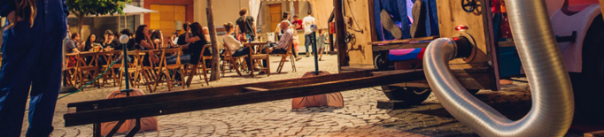 Tombs Creatius participa al festival Lollapalooza de Berlín