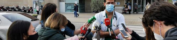 L'Arnau de Vilanova tancarà la tercera planta covid arran del descens d'ingressos