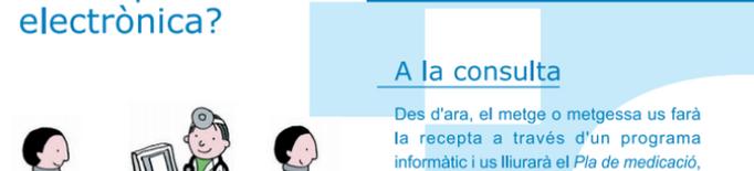 La recepta electrònica evita més de 60.000 visites als centres sanitaris de Lleida, Alt Pirineu i Aran
