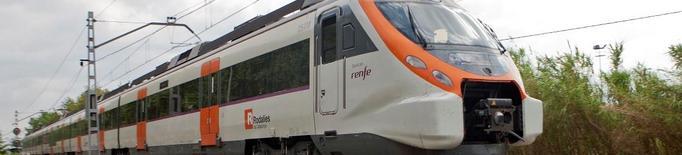Renfe reduirà l'oferta de Regionals a la meitat el cap de setmana per les restriccions de mobilitat