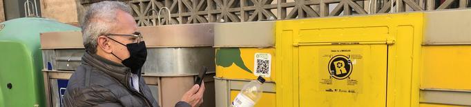 Les Borges Blanques premiarà els veïns que reciclin els seus envasos amb una 'app'