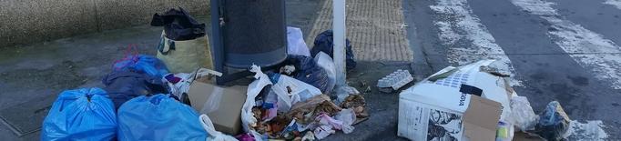 Tàrrega imposarà multes de fins a 600 euros per deixar la brossa abocada al carrer