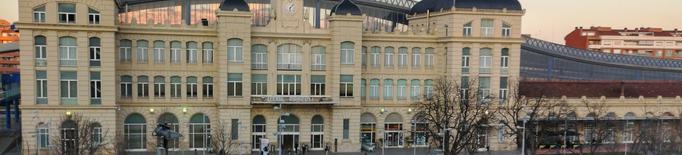 """Vigilants de l'estació de Lleida-Pirineus denuncien """"negligències"""" davant positius per covid-19 a la plantilla"""