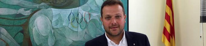 """Gerard Figueras apel·la a """"la responsabilitat i el sentit comú"""" de la ciutadania per reprendre la pràctica esportiva"""