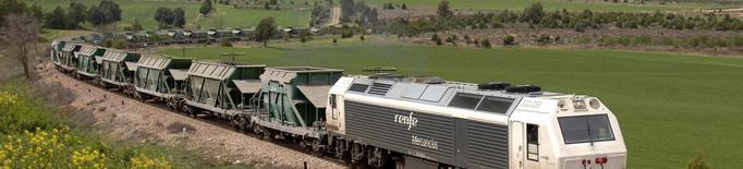Arxiu tren Mercaderies Renfe