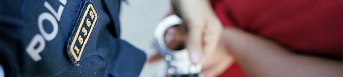 emmanillat detingut Mossos detenció delictes