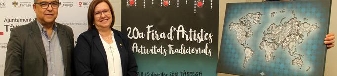 Tàrrega celebrarà aquest cap de setmana el 20è aniversari de la Fira d'Artistes