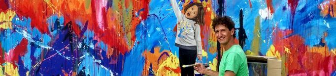 Oriol Arumí, o com immortalitzar l'art als carrers