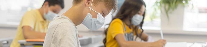 Estudiants en pandèmia, classes