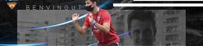 Joel Donés, nou preparador físic del Lleida Esportiu