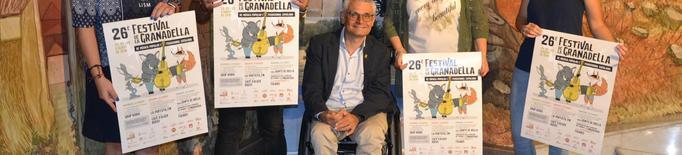 La Granadella torna a viure un cap de setmana de música popular i tradicional catalana
