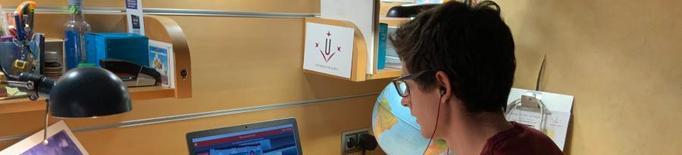 La UdL lidera les visites a la primera fira virtual de màsters de l'Estat