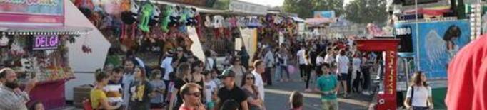 Imatge d'arxiu de les firetes de Lleida / SEGRE