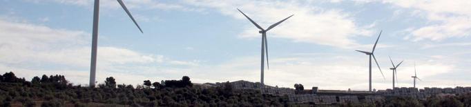 Llum verda a nou parcs eòlics a la Segarra i l'Urgell
