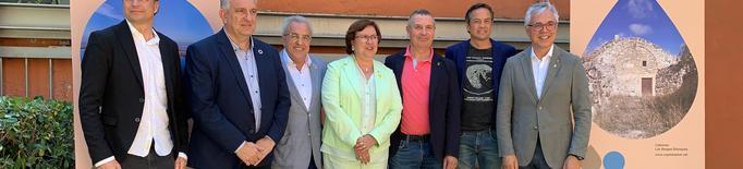 Els germans Torres apadrinen  la nova Ruta de l'Oli i de l'Aigua
