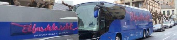 El Bus de la Salut de Lleida atura la seva activitat durant els pròxims quinze dies