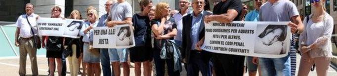 Presó per a un conductor que va provocar un xoc mortal a l'N-240 a Lleida al 2016
