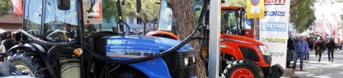 Cauen un 68% les vendes de tractors a Catalunya durant el març pel coronavirus