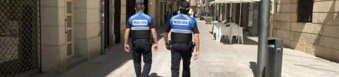 La UGT condemna l'agressió a un policia local de les Borges Blanques