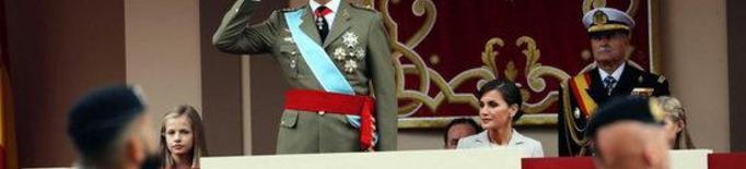 """Militars progressistes denuncien feixisme a l'Exèrcit davant la """"indiferència"""" de La Moncloa"""