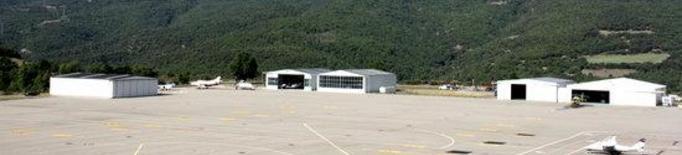 Incorporació d'una base del GRAE i Bombers a l'aeroport d'Andorra- la Seu d'Urgell