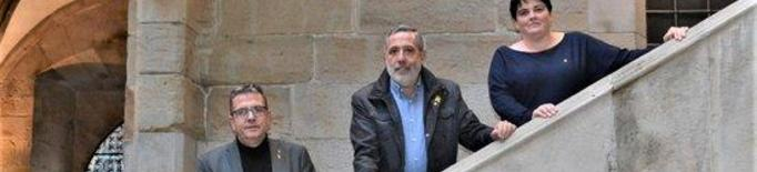 Joan Josep Ardanuy Peris, nou director de l'Institut d'Estudis Ilerdencs