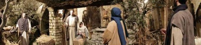 El pessebre vivent de Sant Guim de la Plana estrena una nova edició després de dos anys d'absència