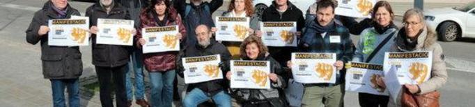 Convoquen una manifestació a Lleida en suport a la vaga general al País Basc i Navarra del 30 de gener
