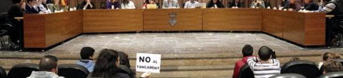 El ple de Balaguer rebutja mantenir oberta l'escola Àngel Guimerà