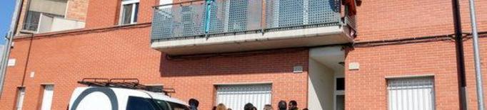 Més de 30 atesos pel SEM en un incendi d'un pis a Juneda
