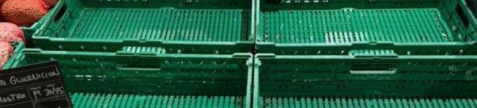 Les centrals de fruita disparen vendes aquesta setmana entre el 50 i 100%