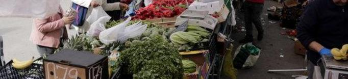 UP insta el Govern a donar indicacions clares als ajuntaments per garantir la venda de productes frescos a l'aire lliure