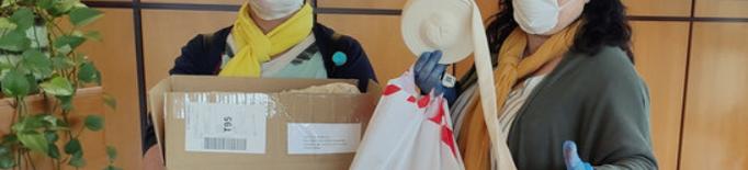 Medilast dona material per a la fabricació domèstica de mascaretes