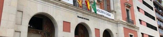Detenen set persones vinculades al 'cas Boreas' sobre presumpta corrupció a la Diputació de Lleida