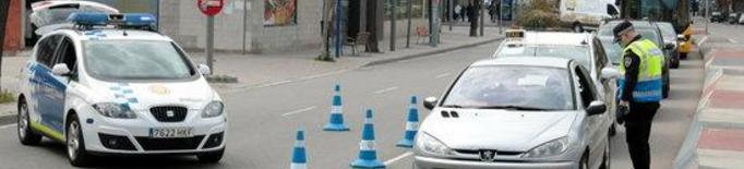 Detingut per agredir els agents de la Guàrdia Urbana de Lleida i saltar-se el confinament