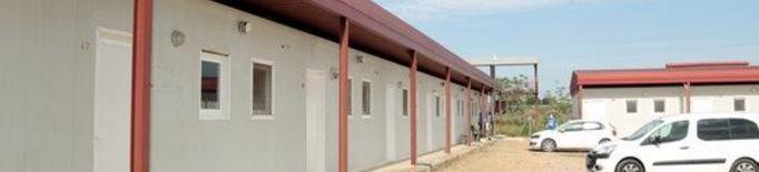 Cinc dels catorze temporers aïllats a l'alberg d'Alcarràs donen positiu per coronavirus