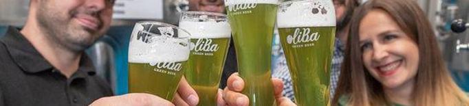 Neix al Pallars Jussà la primera cervesa verda d'oliva del món