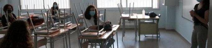 ⏯️ Baixa afluència d'alumnes en el retorn a les aules als instituts de Lleida
