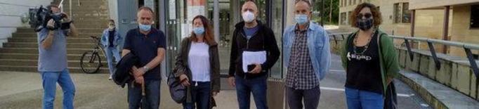 El Centre Històric de Lleida denuncia la Paeria, la Generalitat i l'Estat per no garantir la seguretat i la salut