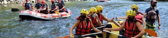 El sector turístic del Pirineu tanca l'estiu amb més viatgers i pernoctacions que el 2019